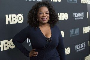 """Oprah Winfrey attends HBO's New York premiere of the documentary """"Beyonce - Life is But a Dream"""" in New York"""