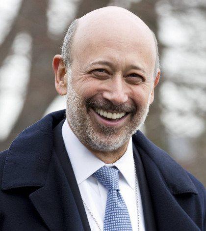 Lloyd Blankfein, presidente de Goldman Sachs (Foto: Reuters)