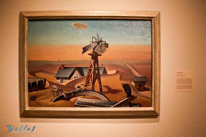 Dallas_Museum of Art_Alexandre Hogue