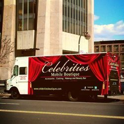 Celebrities Boutique, en NY.