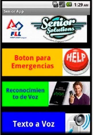RobotiX Senior App (Foto: Google Play)