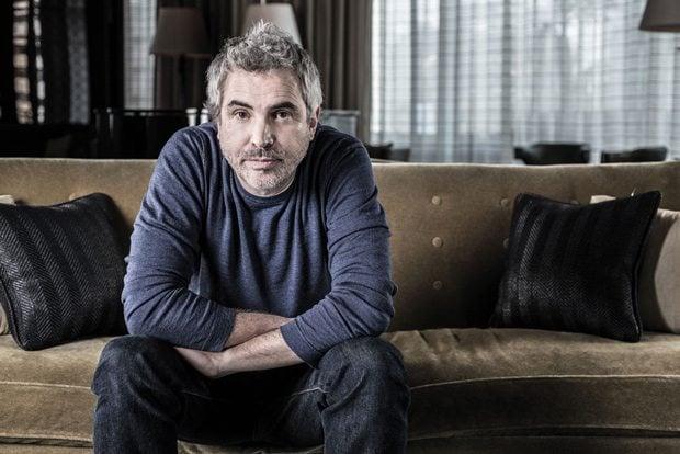 """Alfonso considera que lo suyo no es el alto cine, """"ése lo hacen Reygadas y Amat Escalante"""". Foto: Adrian Burns."""