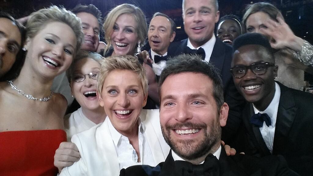Foto: Twitter Ellen DeGeneres