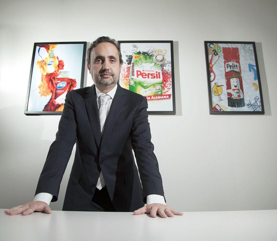 Oriol Bonaclocha, CEO de Henkel para México, Centroamérica y El Caribe