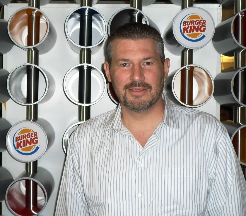 Luigi Galli, director general de Burger King
