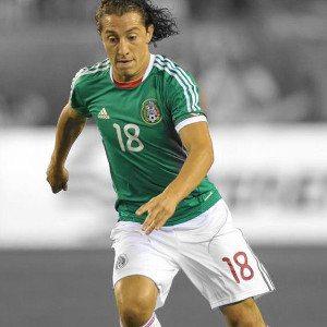 5.Andrés Guardado