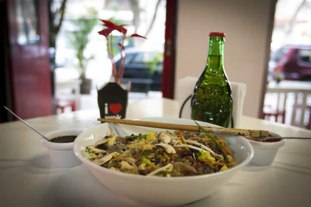 Platillo del restaurante I Love Wok