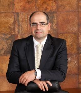 Carlos Jiménez, director general de B Braun en México.