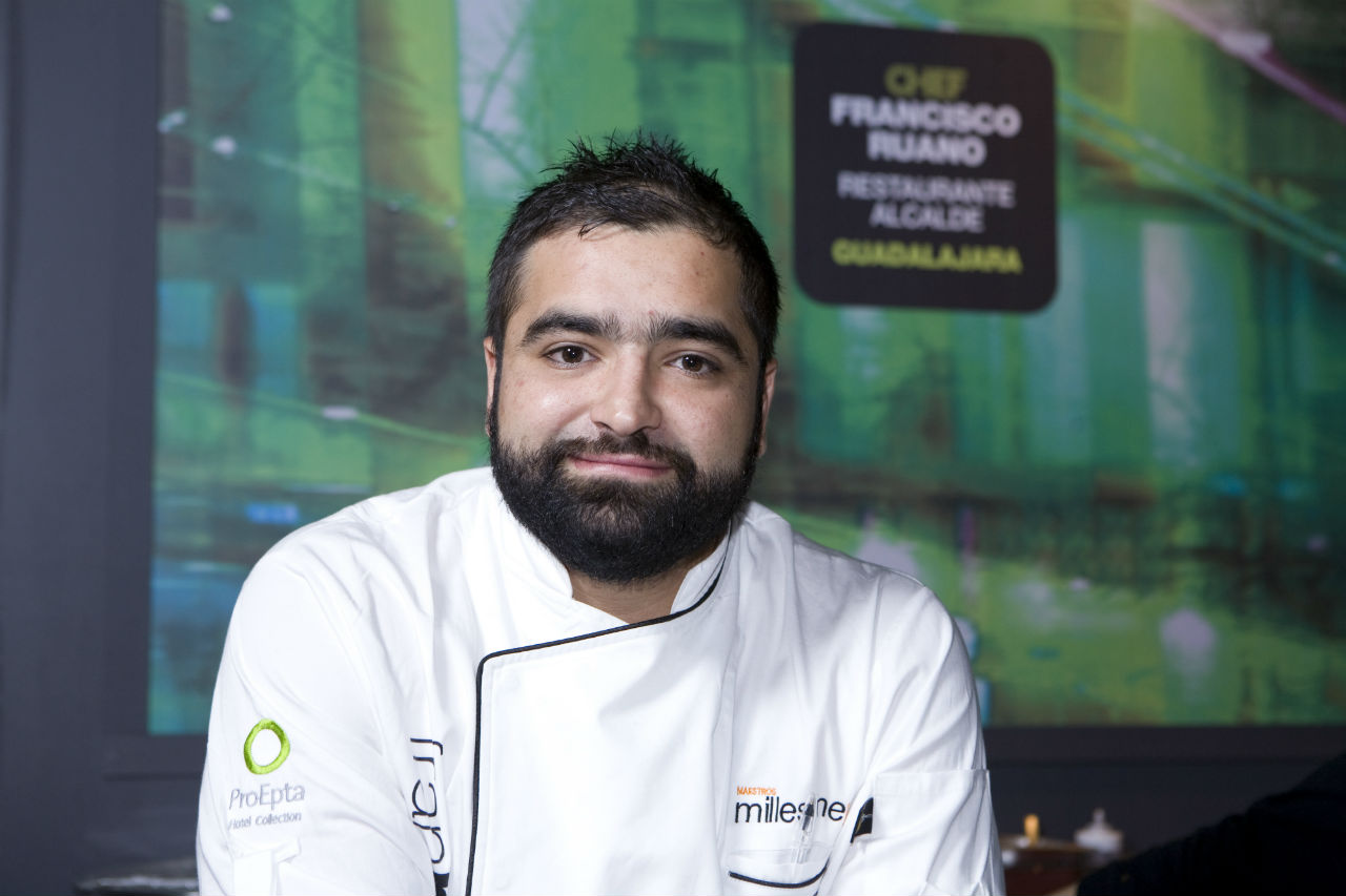 Chef Francisco Ruano