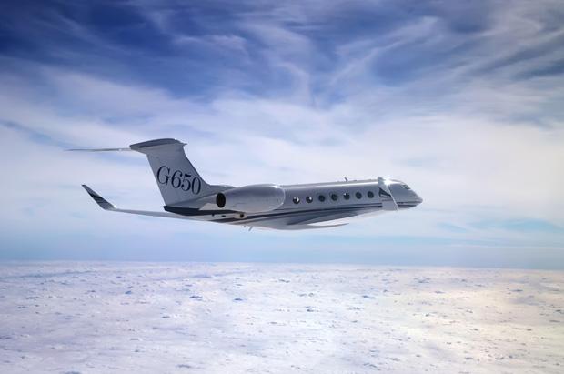 Gulfstream 6550