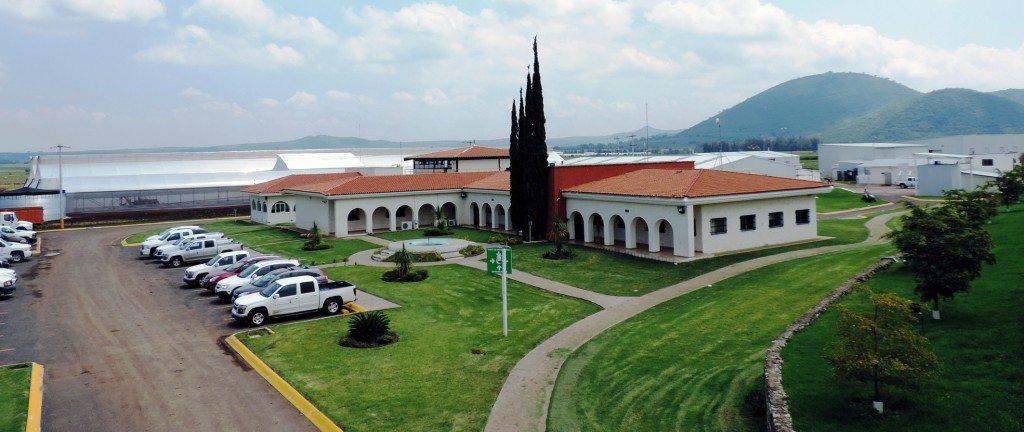 Centro Global de Tecnología en el municipio de Tlajomulco de Zúñiga, Jalisco, con el cual acelerará el desarrollo de semillas híbridas de maíz.