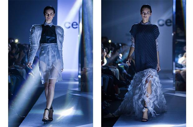 Foto: Mercedes Benz Fashion Week. CENTRO, colección primavera-verano 2015