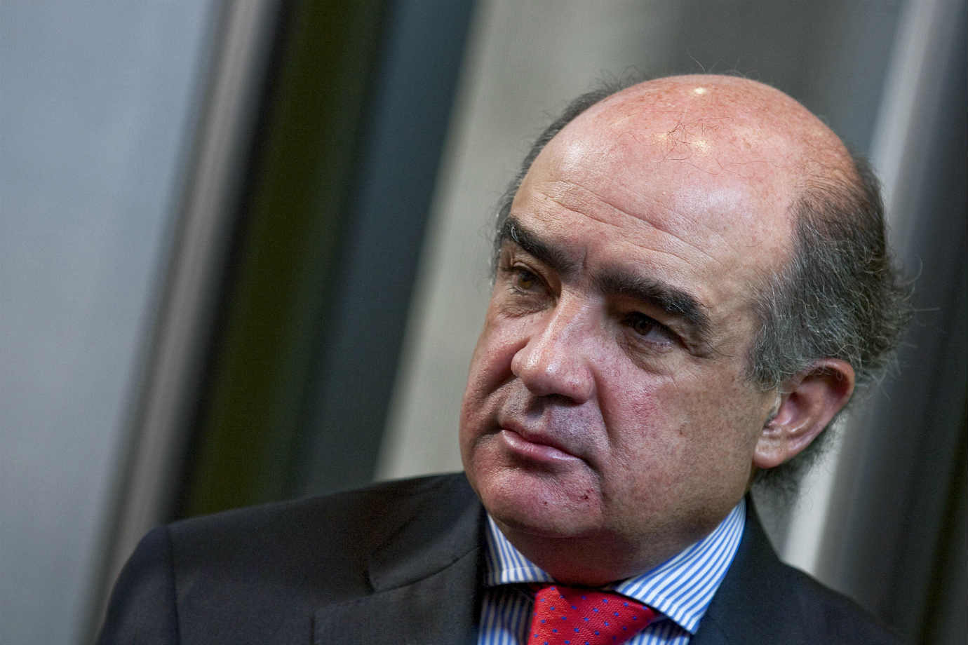 Luis Téllez, presidente de la BMV. (Getty Images)