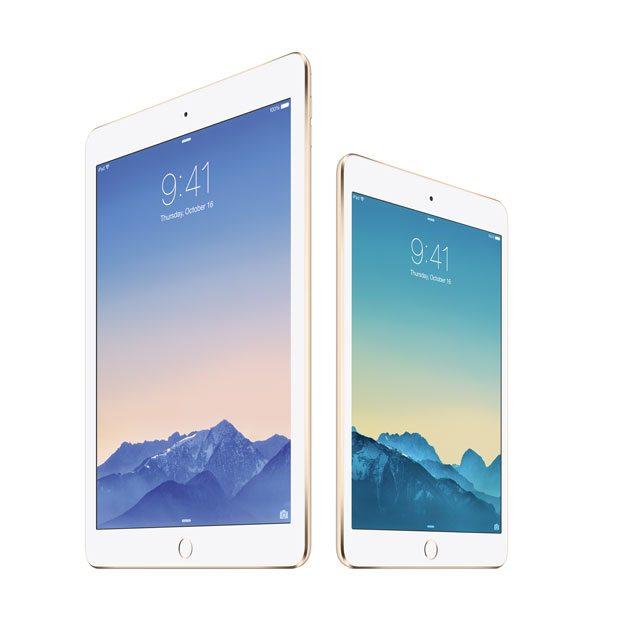 La nueva familia de tablets.