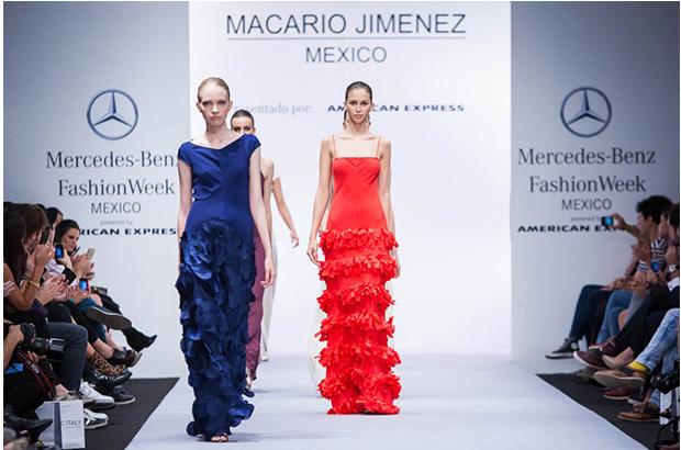 Foto: Mercedes Benz Fashion Week México. Macario Jimenez.