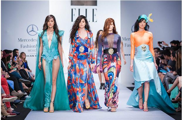 Foto: Mercedes Benz Fashion Week México.  México Diseña.