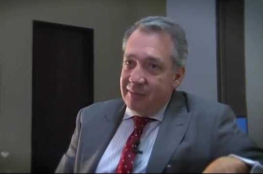 Enrique Téllez, presidente de la Fundación México en Harvard. Foto: Cortesía ITAM.