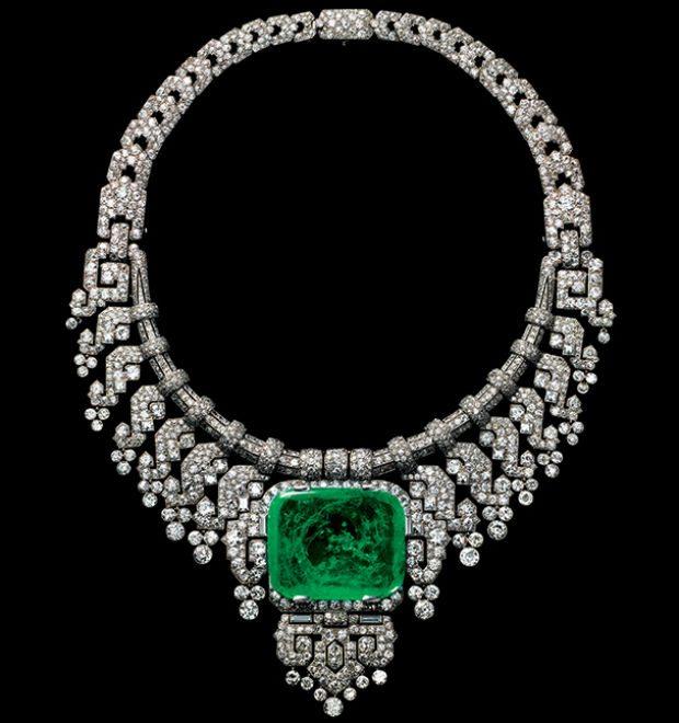 Foto: Pieza de la exposición Brilliant: Cartier en el siglo XX