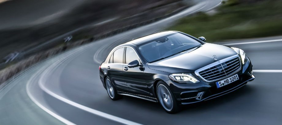 Foto: S 600 Guard de Mercedes-Benz