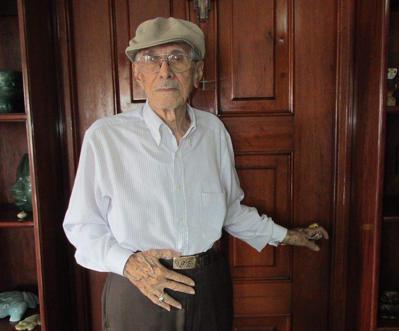En la foto: Julio César Lisac