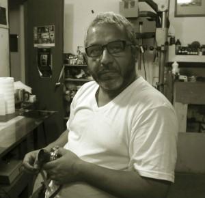 Arturo Talavera (Foto: Patricia Banda).