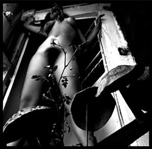 """Fotografía estenopeica de Arturo Talavera. De la serie """"A la sombra del narval""""."""