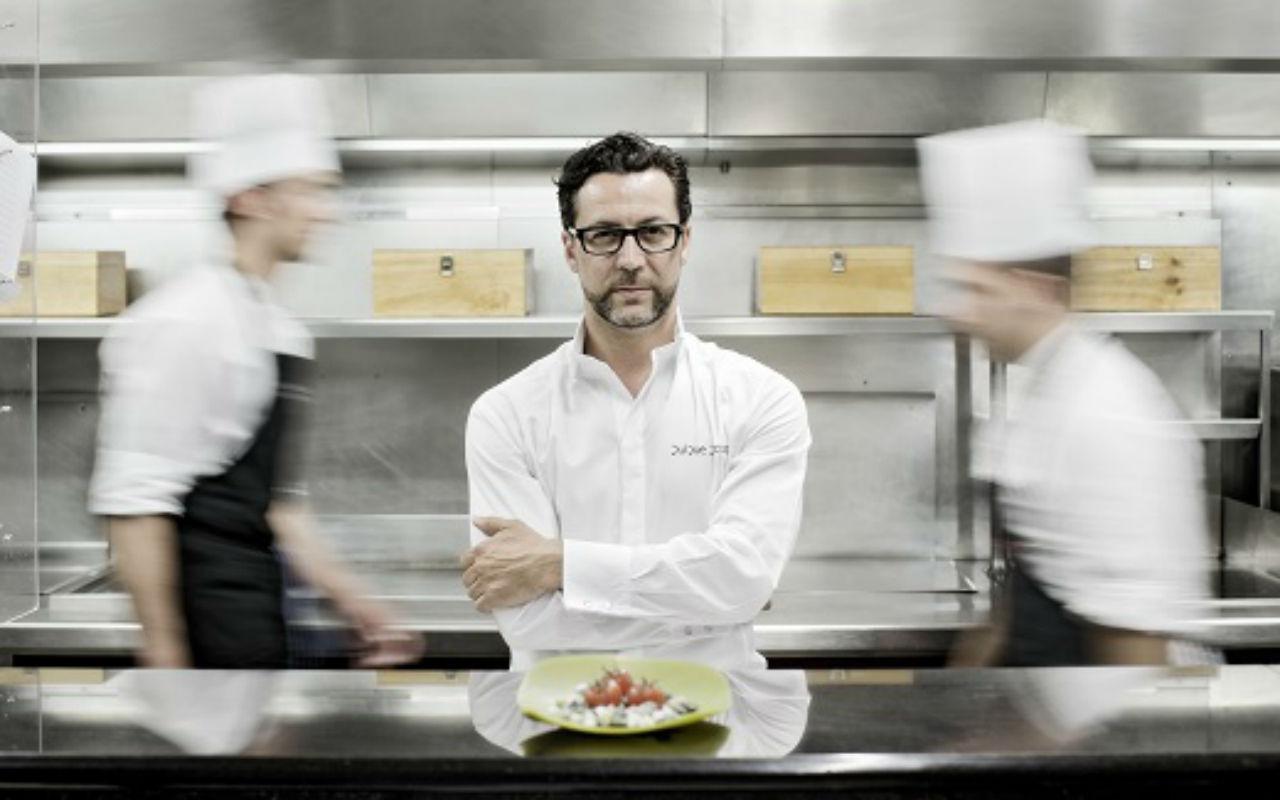 Quique Dacosta uno de los 16 chefs españoles que forman parte del 'Iberostarchef on Tour'
