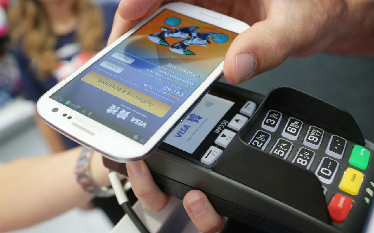 Visa Paywave Olympics (Foto: digibuzzme.com).