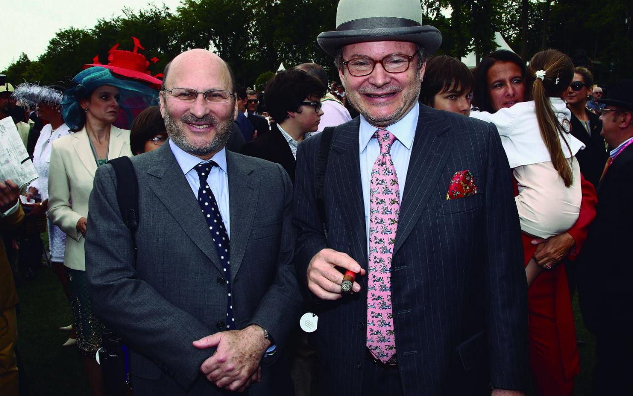 6 Alain y Gerard Wertheimer