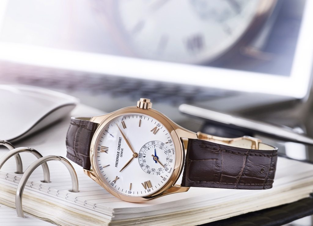 Horological Smartwatch de Frederique Constant