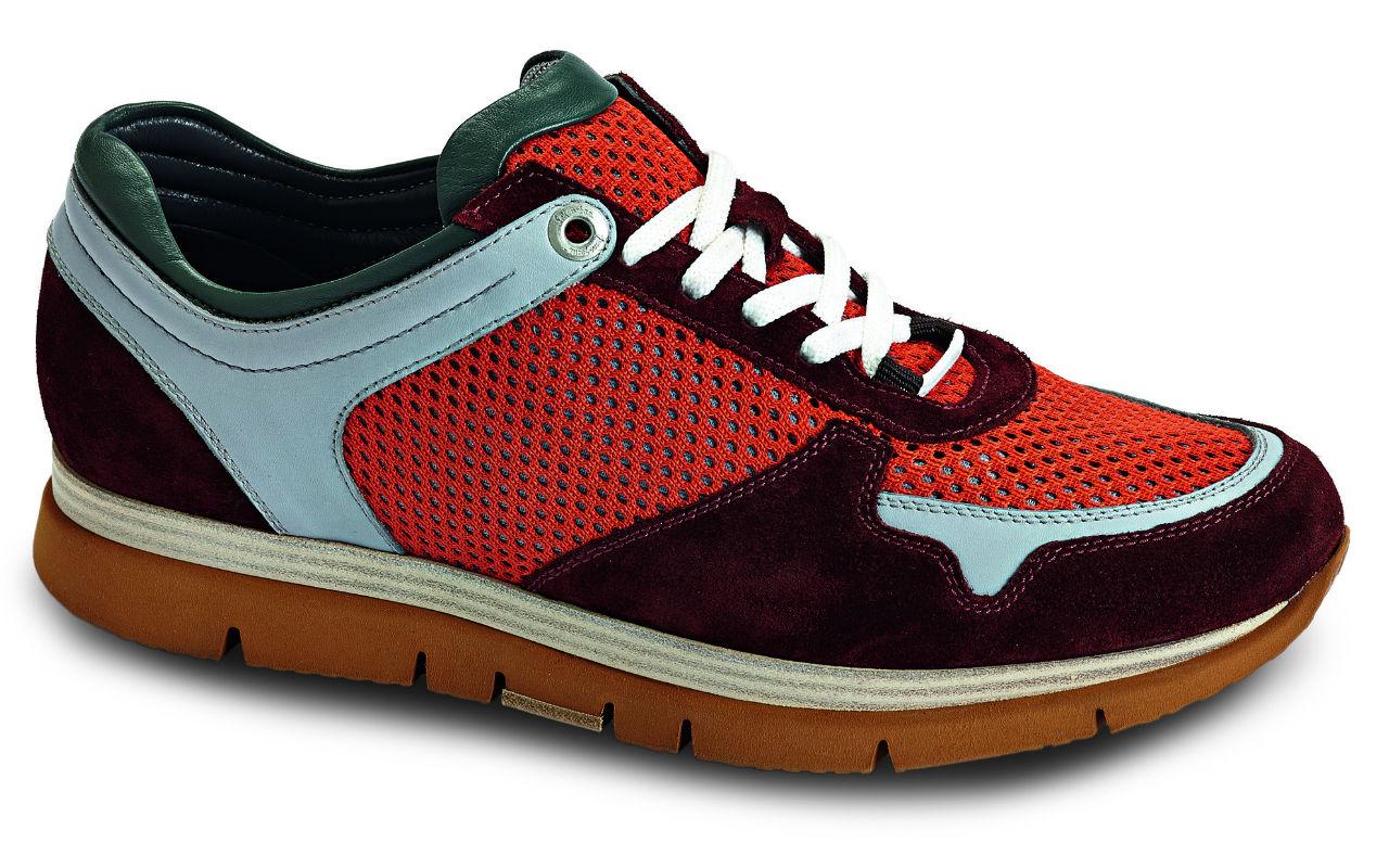 Sneakers, cómodas y casuales.