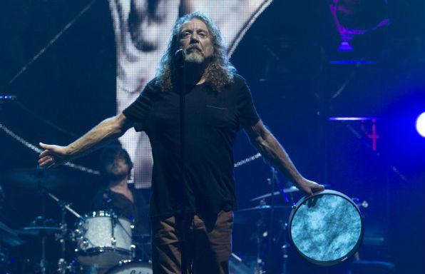 Robert Plant (Foto: Oli Powell).