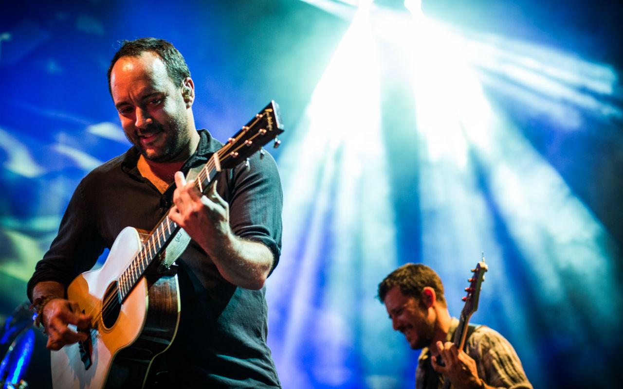 Dave Matthews Band (Foto: web oficial).
