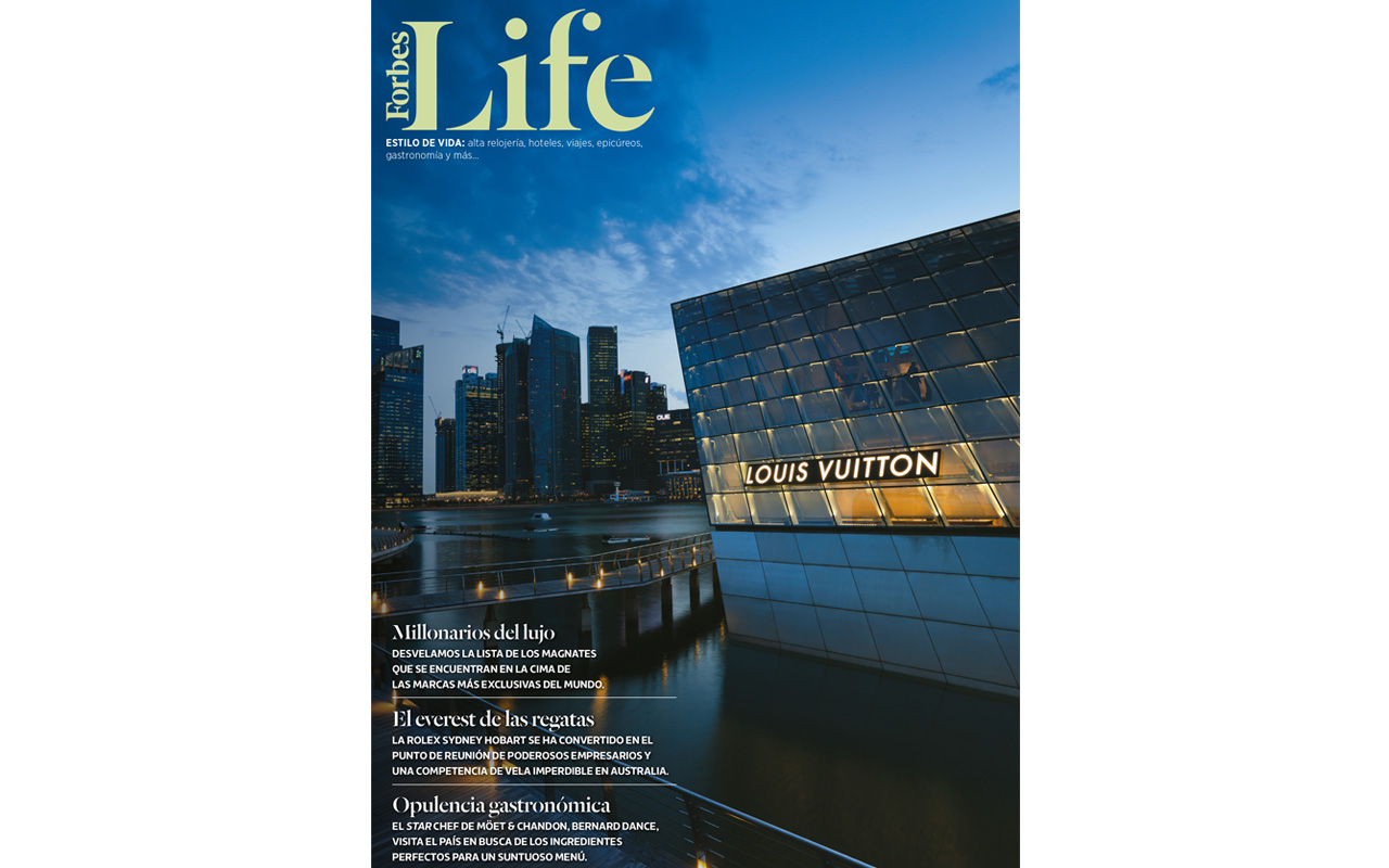 Forbes Life Marzo 2015