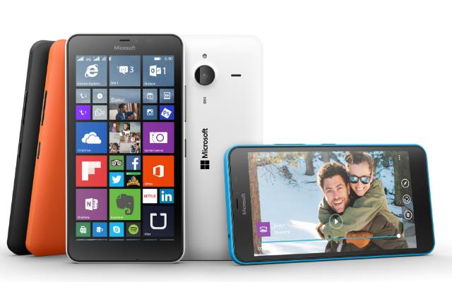 Imagen del Lumia 640 XL. Foto: Microsoft.