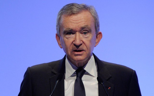 Bernard Arnault. (Foto: Reuters).