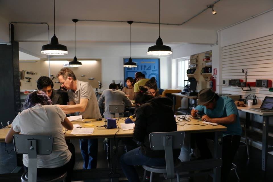 Foto: hacedores makerspace