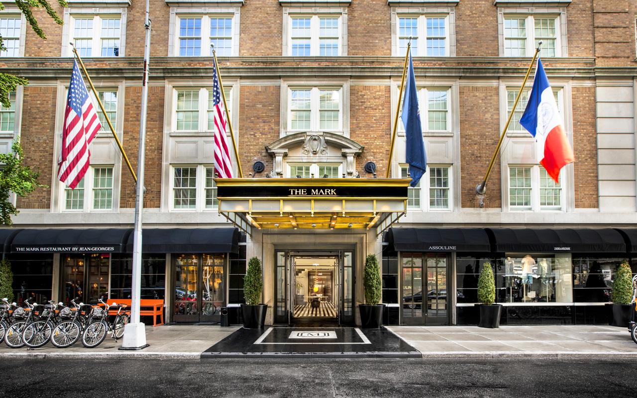 The Mark Hotel. Foto: Cortesía Preferred Hotels & Resorts