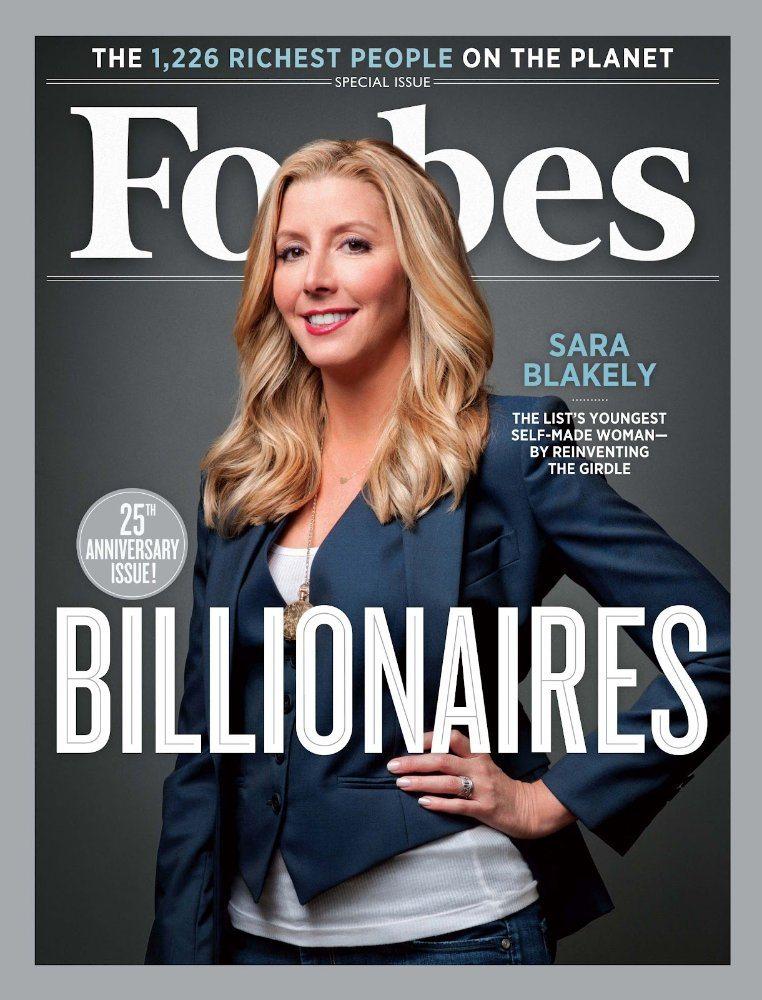 Forbes. portada
