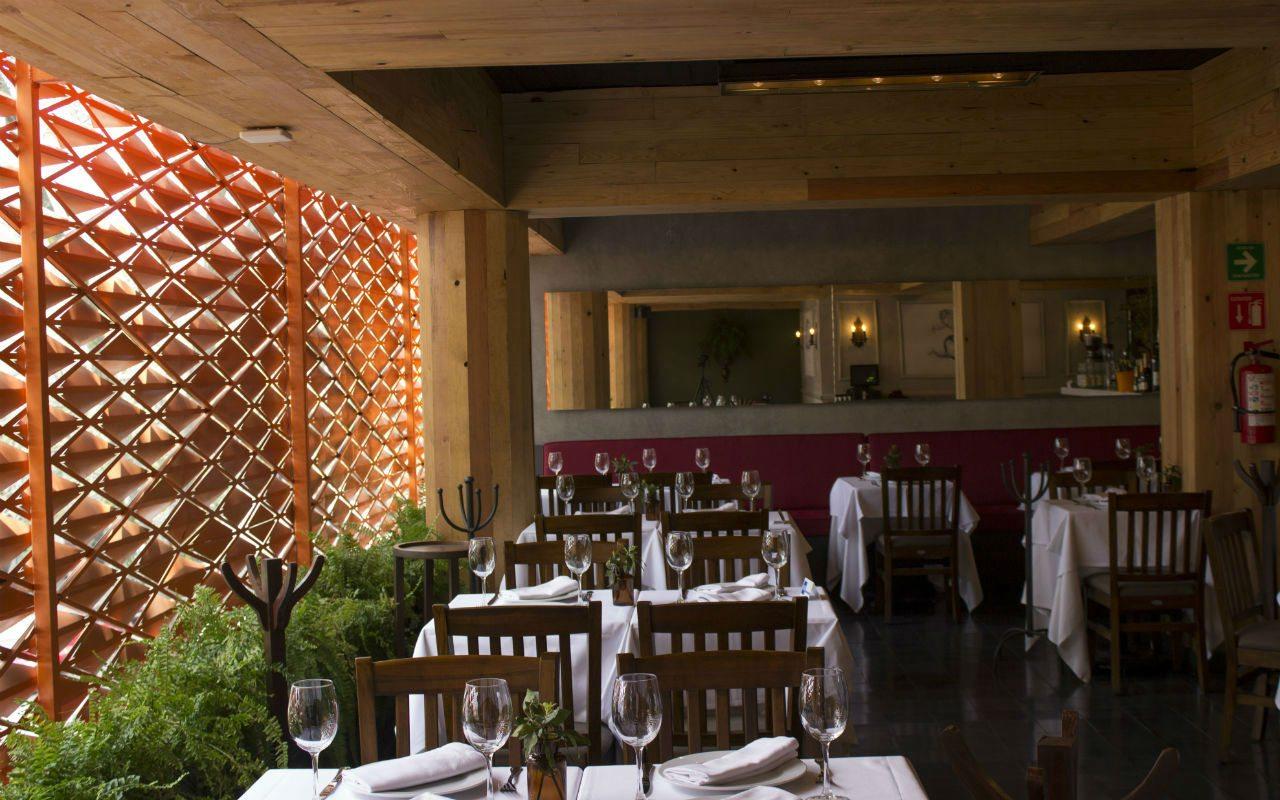 Restaurante CArbón