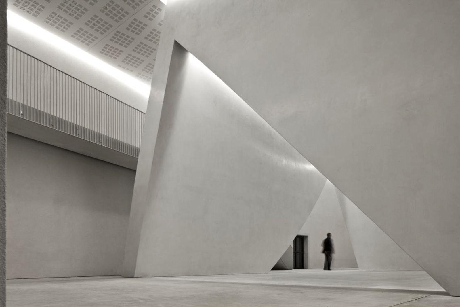 El Teatrino del Palazzo Grassi por Tadao Ando