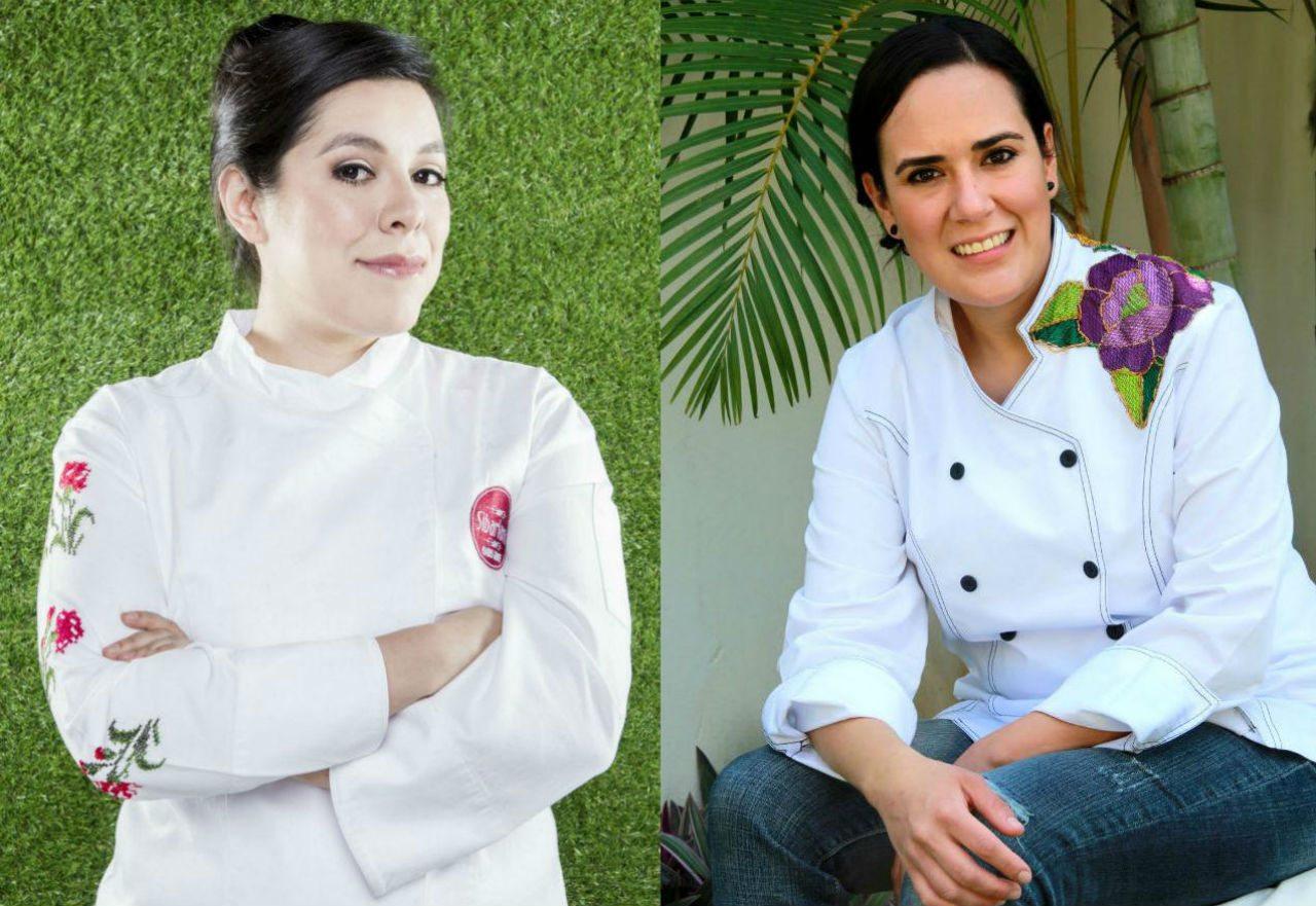 Mariana Orozco y Marta Zepeda
