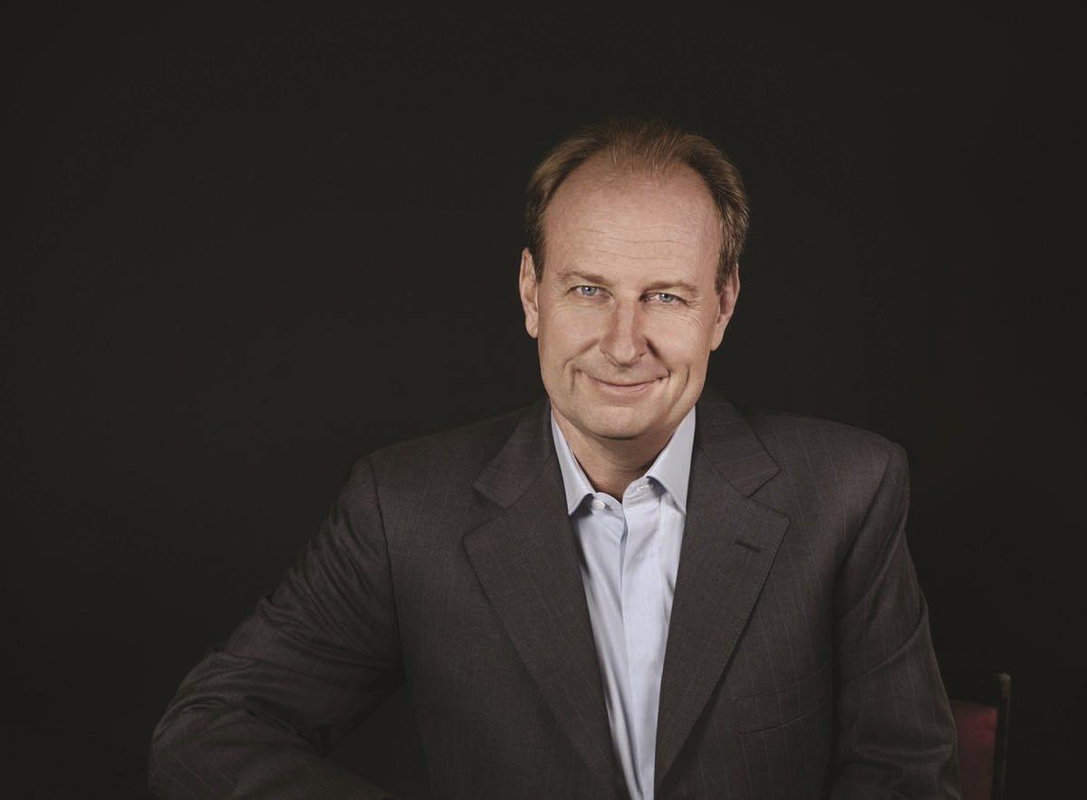 Yves Bouvier, partícipe y gestor de los puertos francos de Ginebra, Singapur, Luxemburgo y Japón.