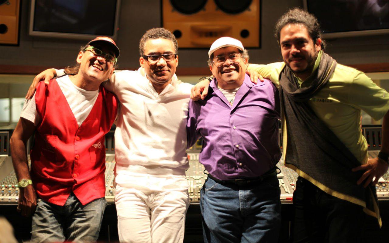 Volcán, músicos altamente reverenciados. (Foto: página oficial)