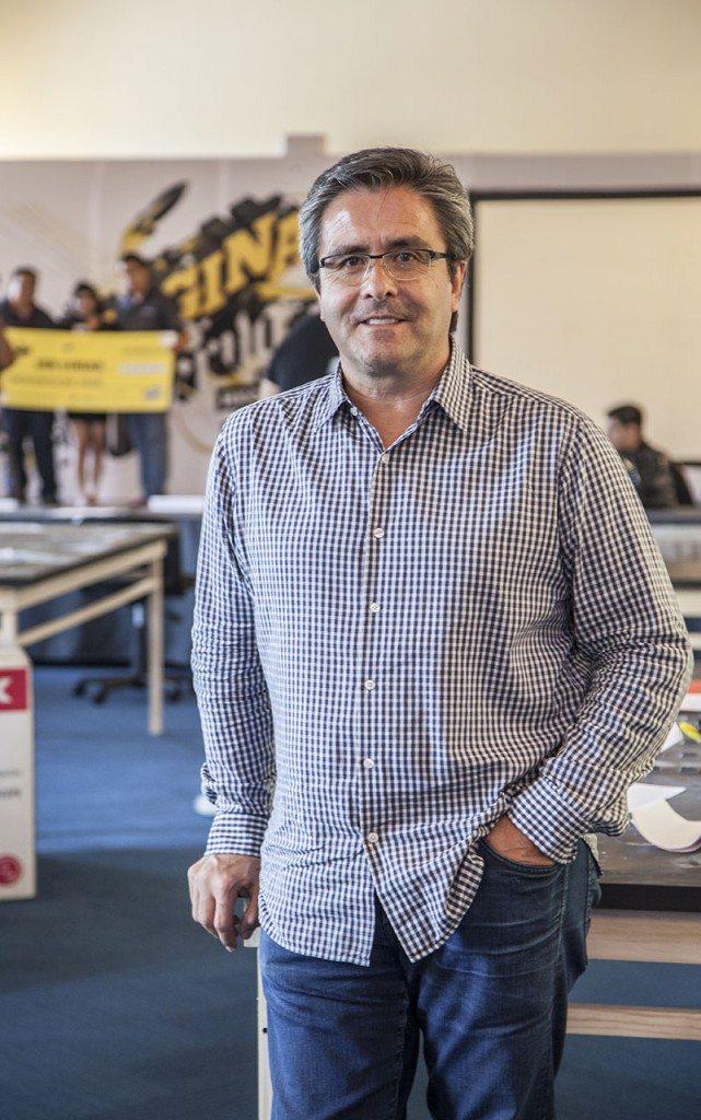 Luis Fernando Félix Fernández, director general de José Cuervo en México.
