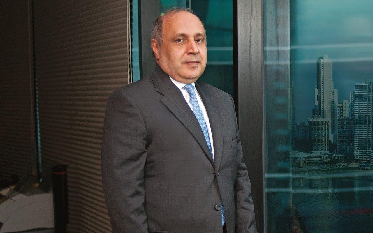Abdul Waked, presidente Grupo Wisa. (Foto: Cortesía).