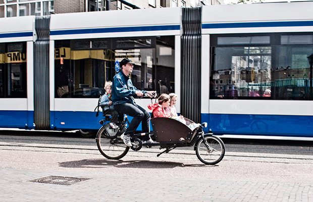 Amsterdam. Foto: copenhagenize