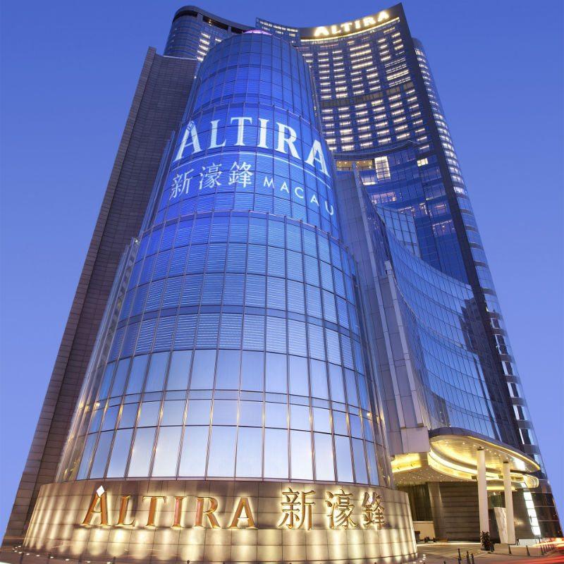 Altira Macau新濠鋒 Exterior_Nov 2011