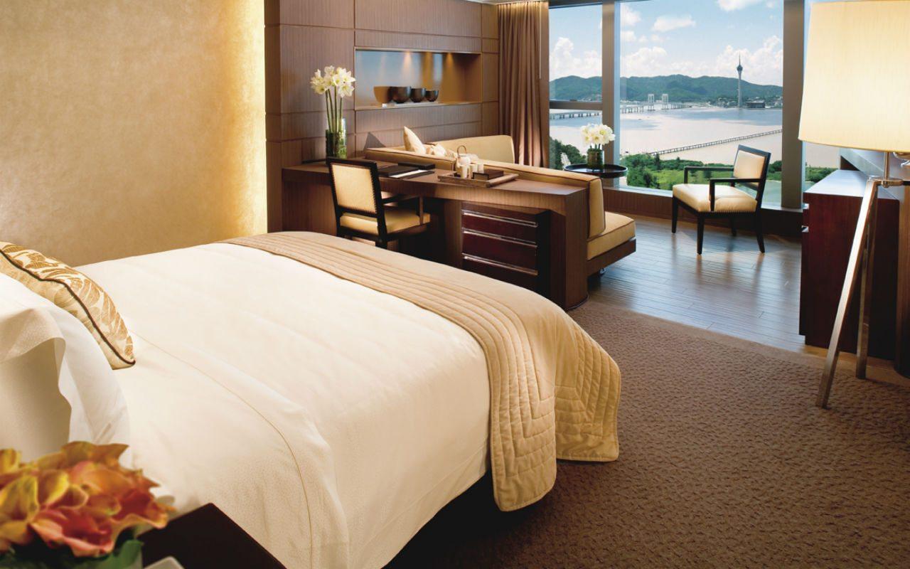 Altira Macau 新濠鋒- Deluxe Room