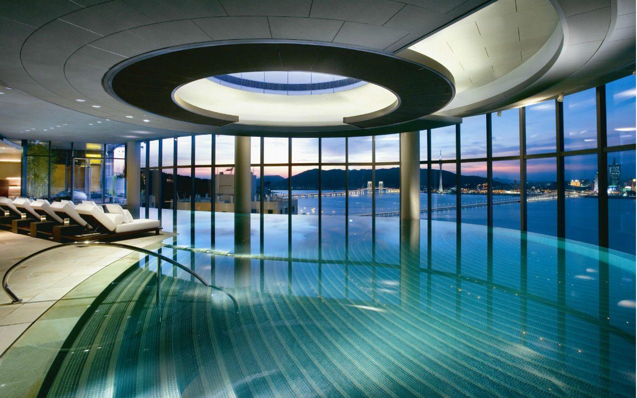 Altira Macau- Swimming Pool